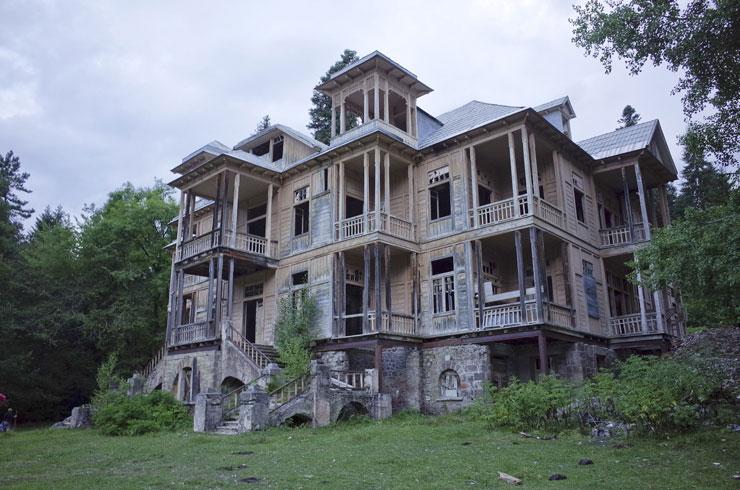 Shovi-Sanatorium